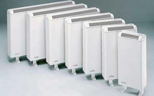 Radiadores eléctricos acumuladores de calor para calefacción en Sevilla