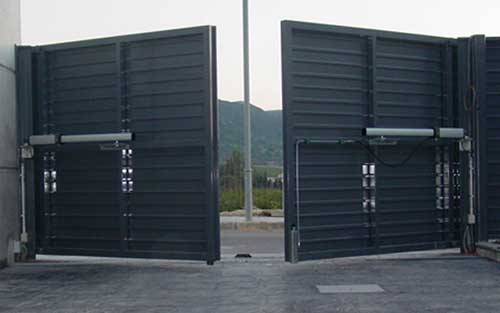 Puertas automáticas en Cáceres
