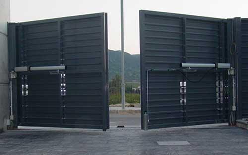Puertas automáticas en Baleares