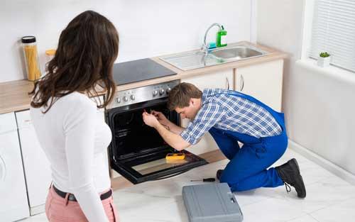 Reparación de hornos en Jávea