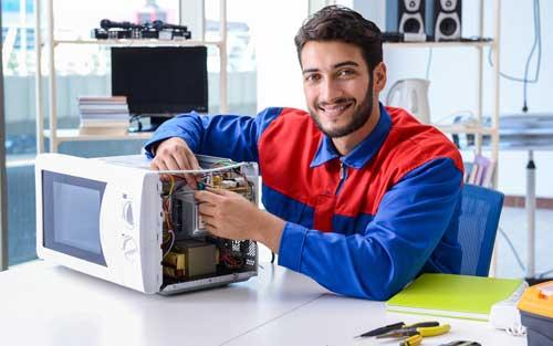 Reparación de microondas en Ingenio