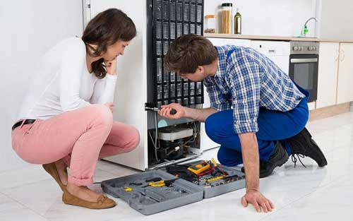 Reparación de frigoríficos, neveras y congeladores en Almería