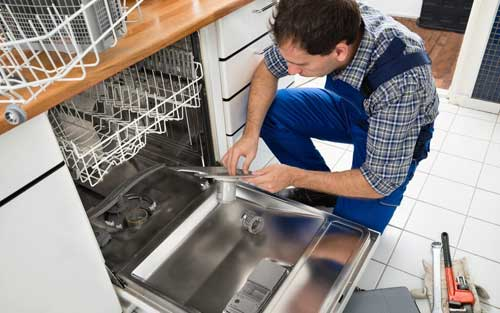 Reparación de lavavajillas o lavaplatos en Castellar del Vallés